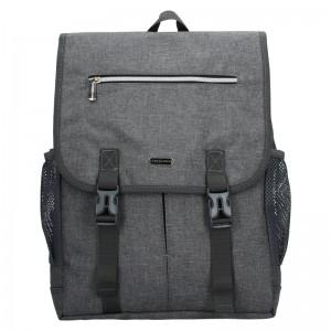 Pánsky batoh Cover World Fabian - šedá
