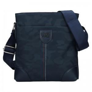 Pánska taška cez rameno Cover World Perry - modrá