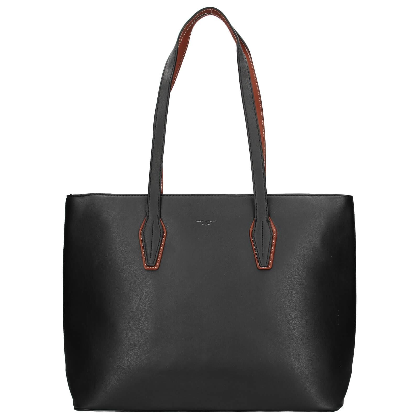 Dámska kabelka David Jones Melinda - čierna