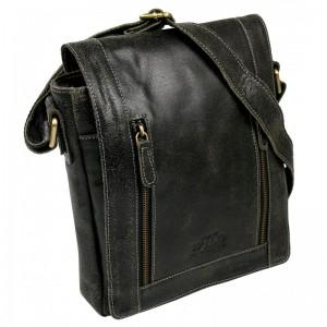 Pánská taška přes rameno Always Wild Libor - čierna