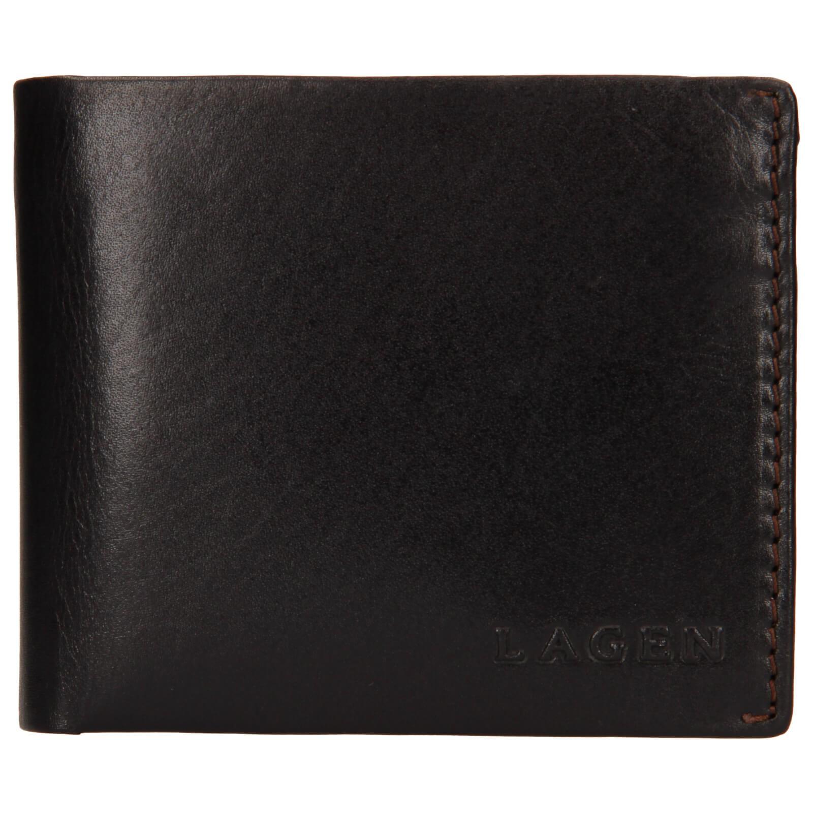 Pánska kožená peňaženka Lagen Dalimil - hnedá