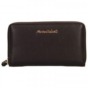 Dámska peňaženka Marina Galant Andela - tmavo hnedá