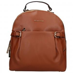 Dámsky batoh Marina Galant Adriena - koňak