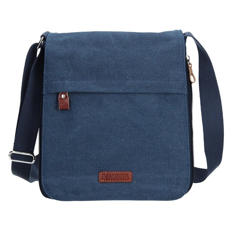 Pánska taška Katana David - modrá