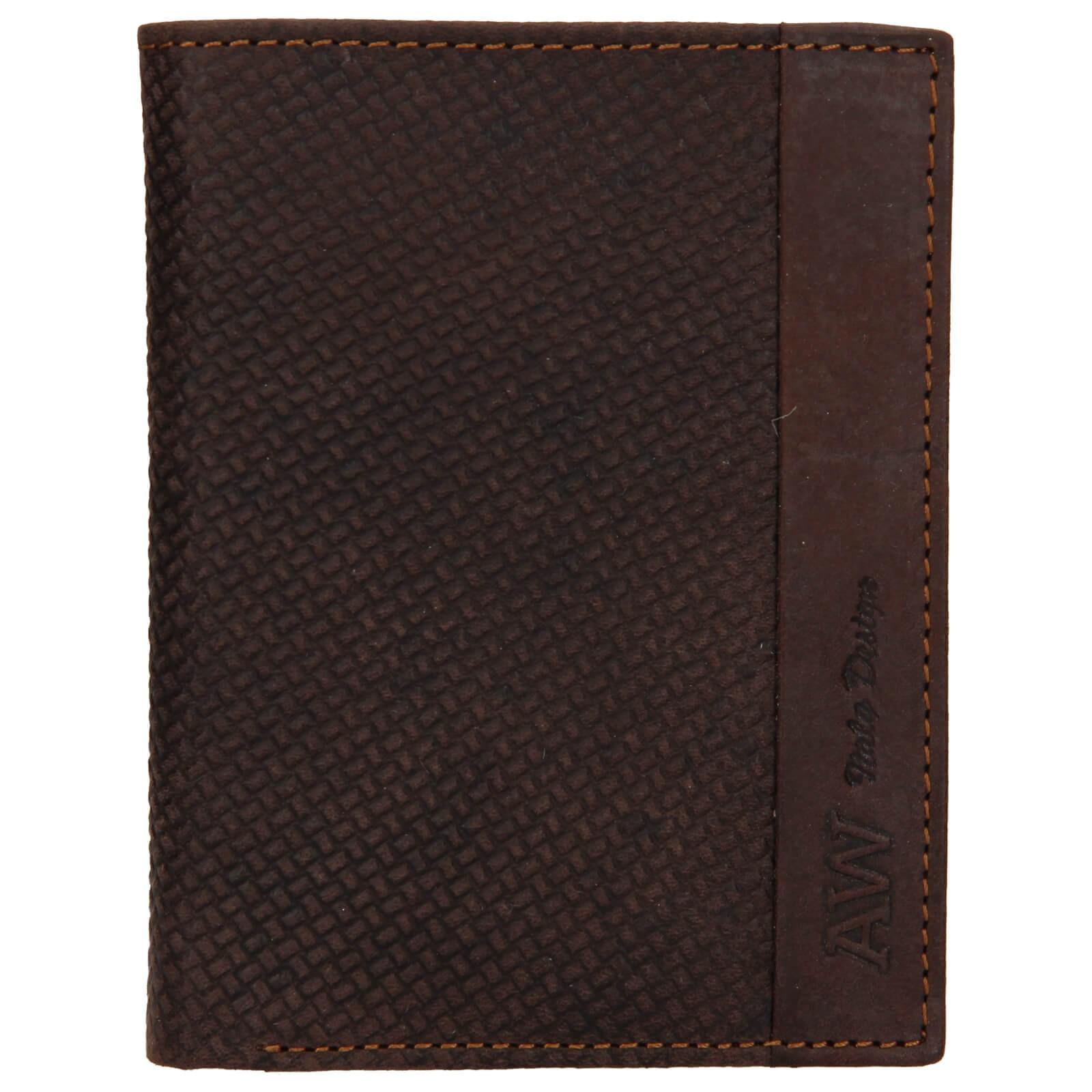 Pánska kožená peňaženka Always Wild Billy- hnedá