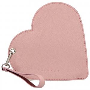 Trendy kožené psaníčko Facebag Love - ružová