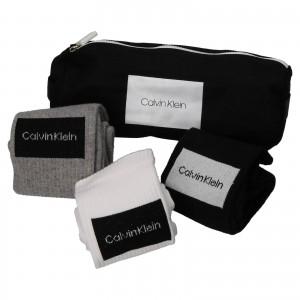 Darčeková sada ponožiek Calvin Klein Sebastian - 3 páry