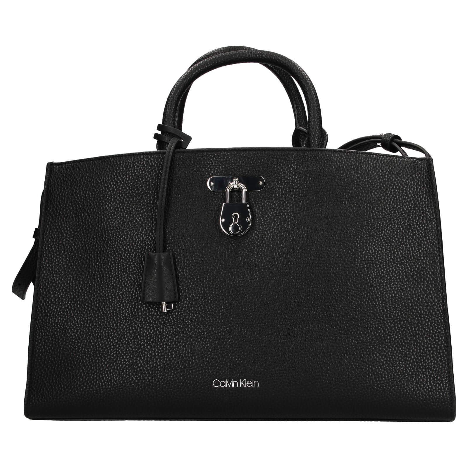 Dámska kabelka Calvin Klein Matelda - čierna
