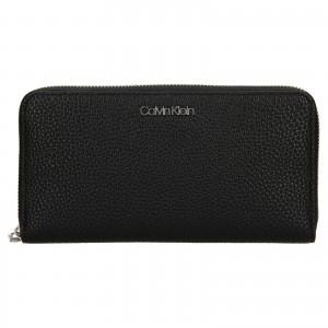 Dámska peňaženka Calvin Klein Ursita - čierna