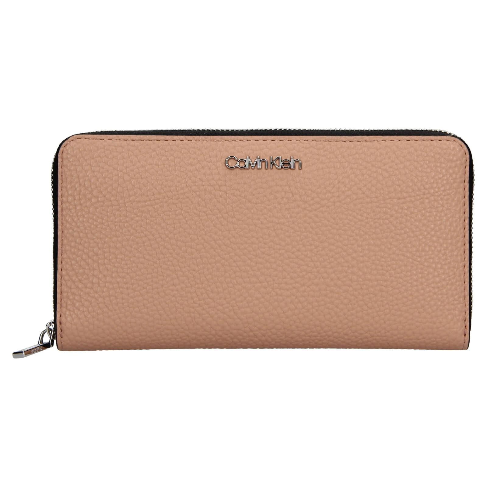 Dámska peňaženka Calvin Klein Ursita - ružová