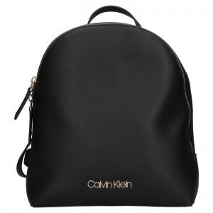 Dámsky batoh Calvin Klein Lenia - hnedá