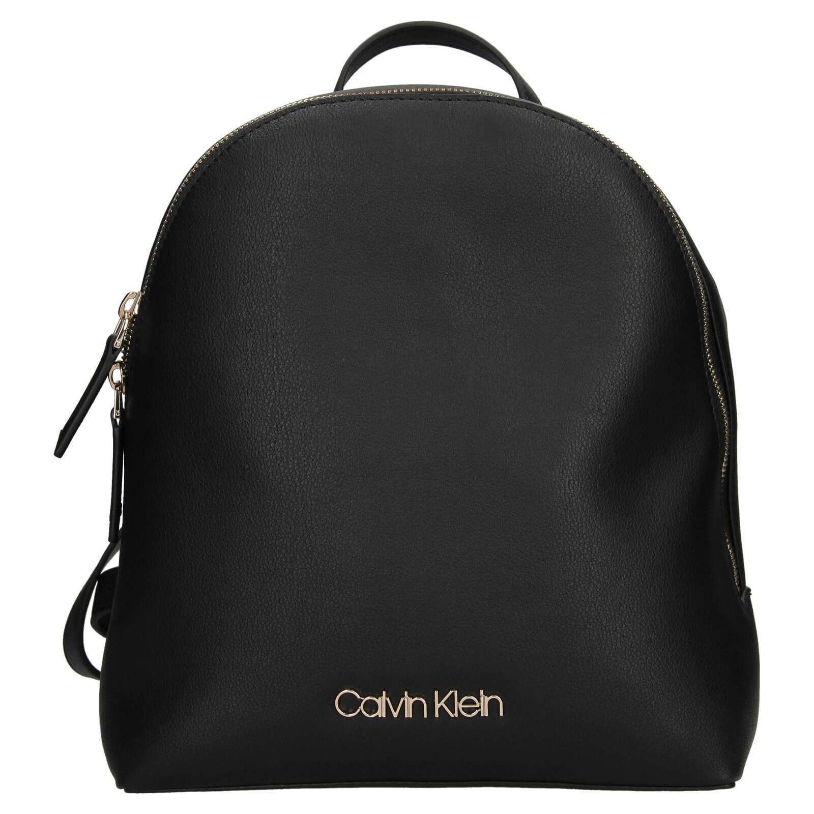 Dámsky batoh Calvin Klein Valoa - čierna