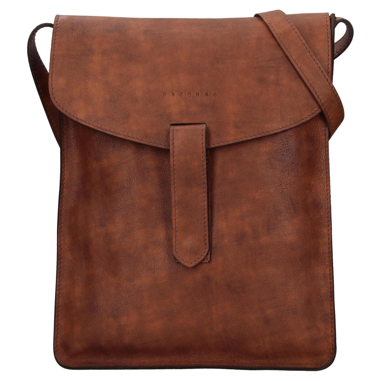 Pánská taška přes rameno Facebag Lexin - hnedá