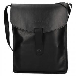 Pánská taška přes rameno Facebag Lexin - čierna