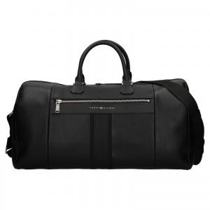 Pánska cestovná taška Tommy Hilfiger Kenet - čierna