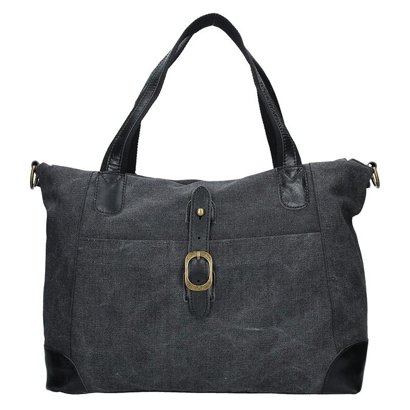 Unisex taška Katana Santana - čierna