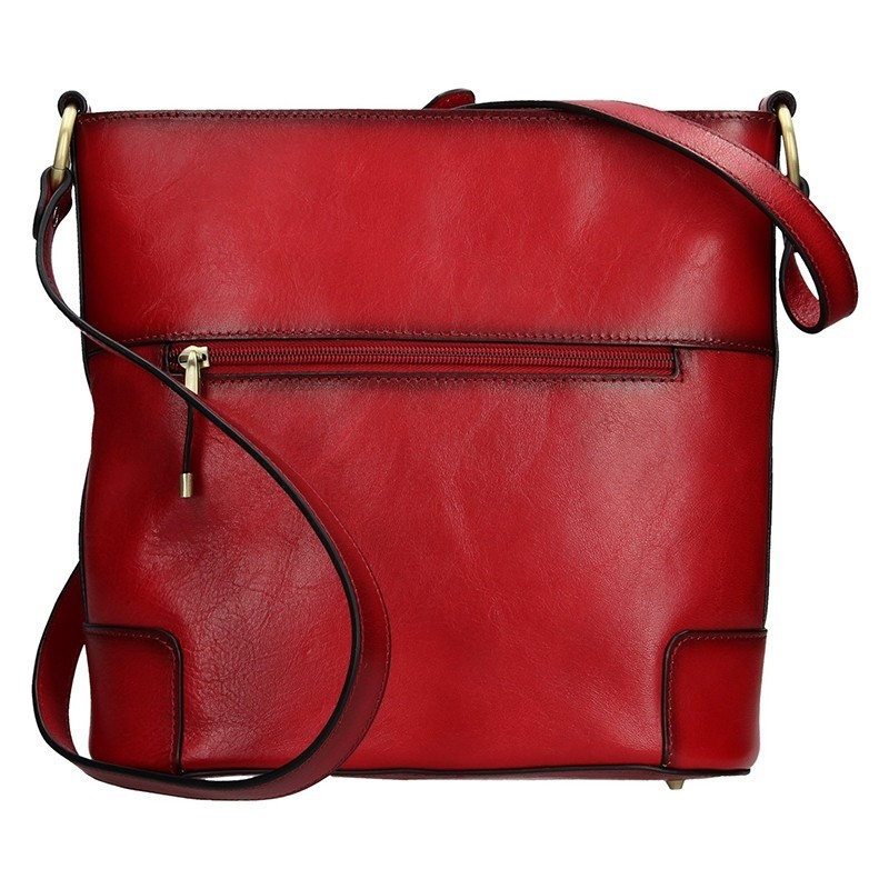 Dámská crosbody kabelka Katana Liliam - červená