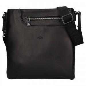 Dámska crosbody kabelka Katana Zela - čierna