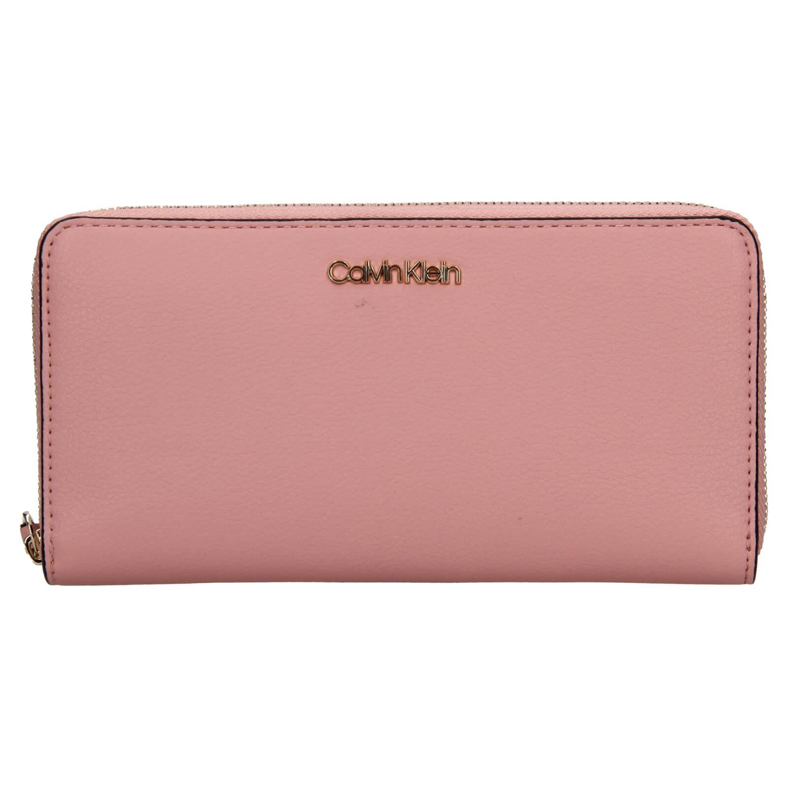 Dámska peňaženka Calvin Klein Aroina - ružová