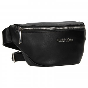 Dámska ľadvinka Calvin Klein Bartens - čierna