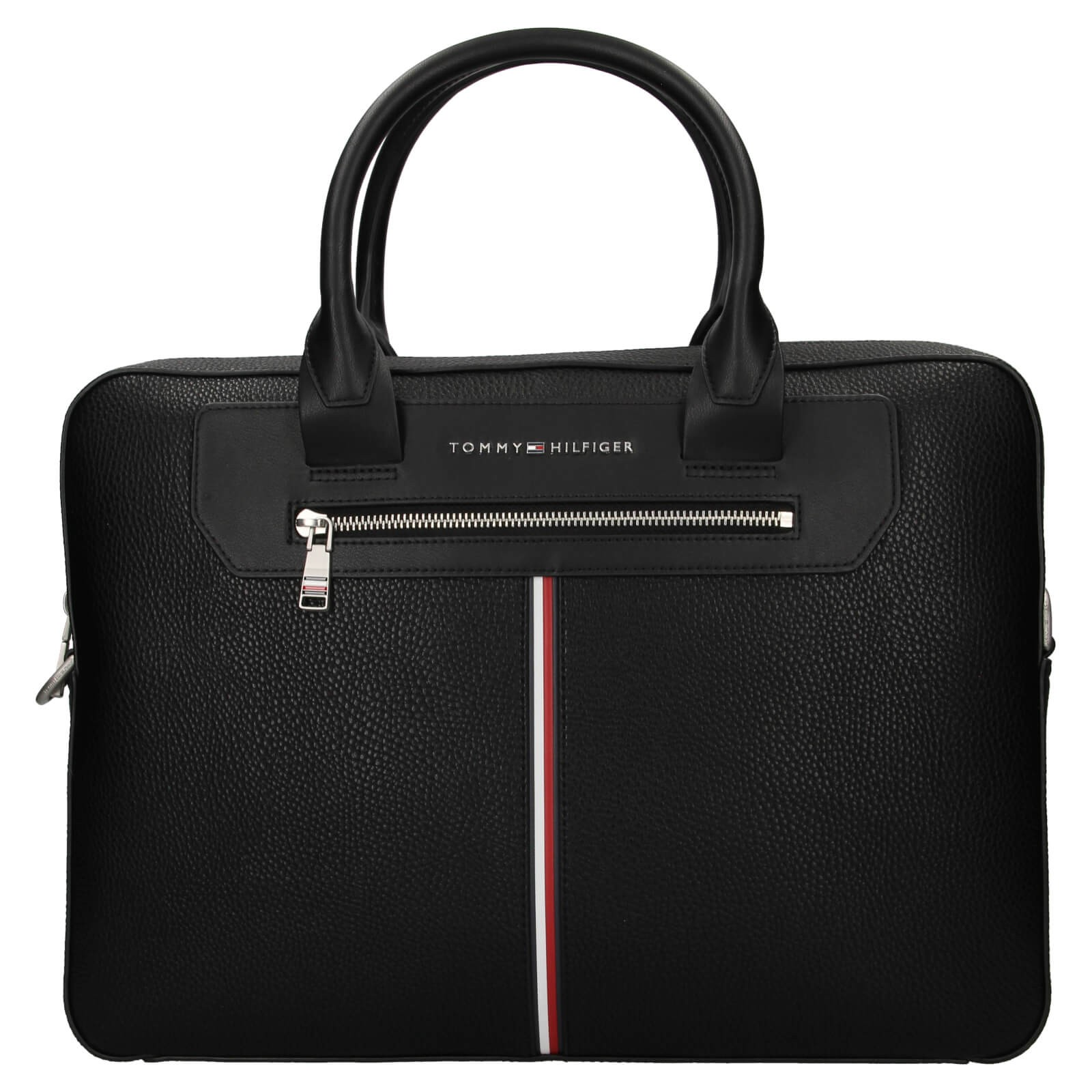 Pánska taška na notebook Tommy Hilfiger Dellon - čierna