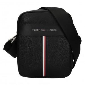 Pánska taška cez rameno Tommy Hilfiger Krono - čierna