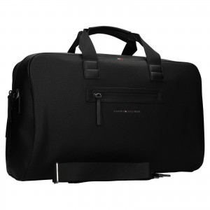 Pánska cestovná taška Tommy Hilfiger Ronny - čierna