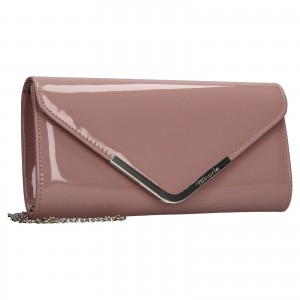 Dámska listová kabelka Tamaris Amaila - ružový lesk