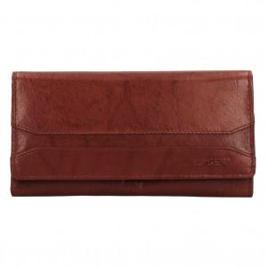 Dámska peňaženka Lagen Camilla - hnedá
