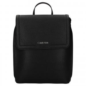 Dámsky batoh Calvin Klein Quilda - čierna