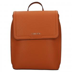 Dámsky batoh Calvin Klein Quilda - hnedá