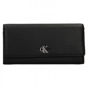 Dámska peňaženka Calvin Klein Brendas - čierna