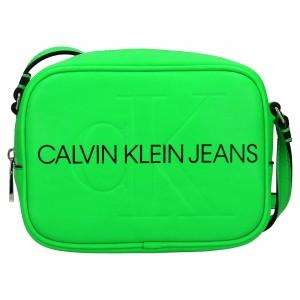 Dámska crossbody kabelka Calvin Klein Jeans Tamara - zelená