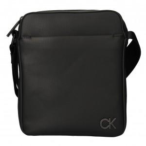 Pánska taška cez rameno Calvin Klein Lops - čierná