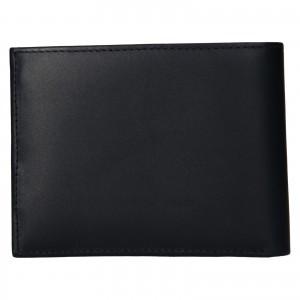 Pánska kožená peňaženka Tommy Hilfiger Otto - čierna