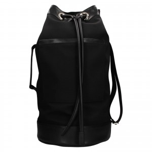 Lodný vak facebag Devils - čierna