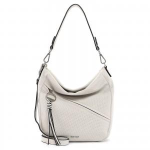 Dámska kabelka Suri Frey Holly - svetlo šedá