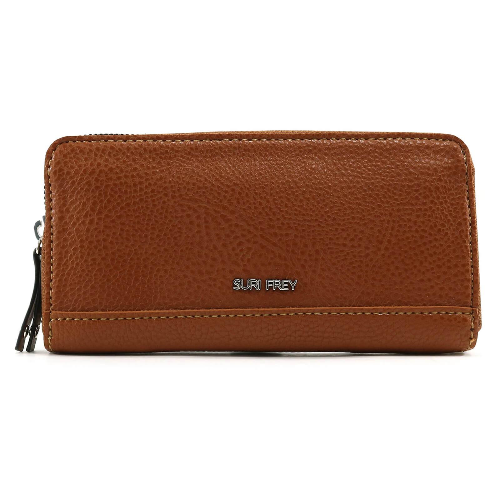 Dámska peňaženka Suri Frey Lorta - hnedá