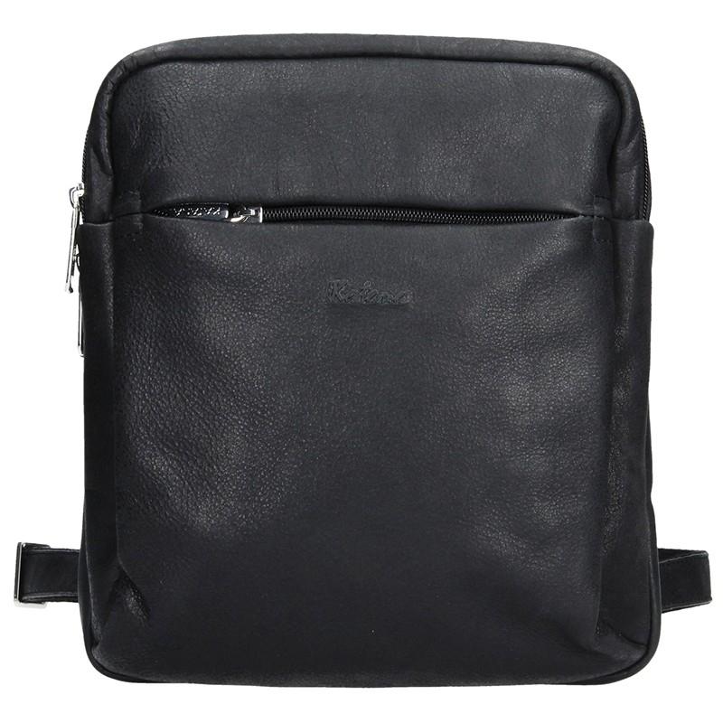 Pánska taška na doklady Katana Edvin - čierna