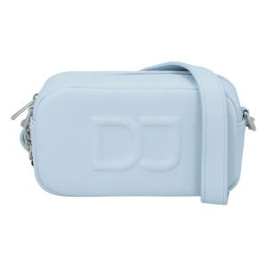 Dámska crossbody kabelka David Jones Apeli - svetlo modrá