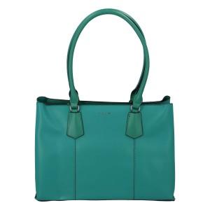 Dámska kabelka David Jones Hilleberta - zelená