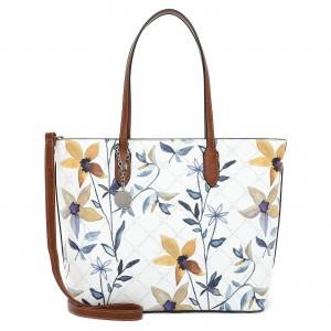 Dámska kabelka Tamaris Ellis - kvetovaná