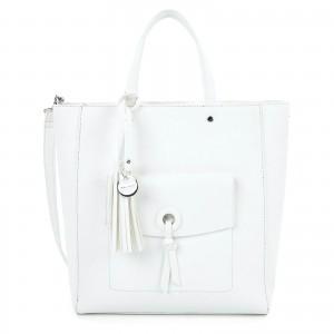 Dámska kabelka Tamaris Carols - biela