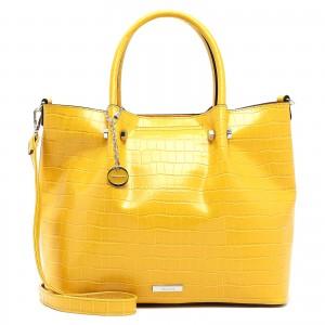 Dámska kabelka Tamaris Christiane - žltá
