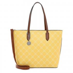 Dámska kabelka Tamaris Sindy - žltá
