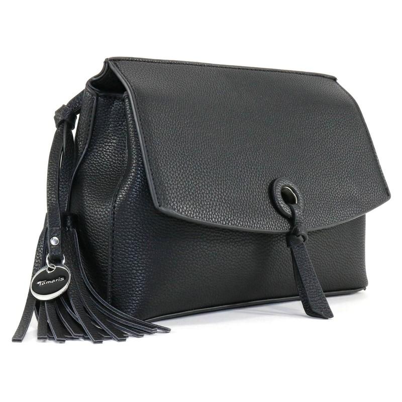Dámska crossbody kabelka Tamaris Carolina - čierna