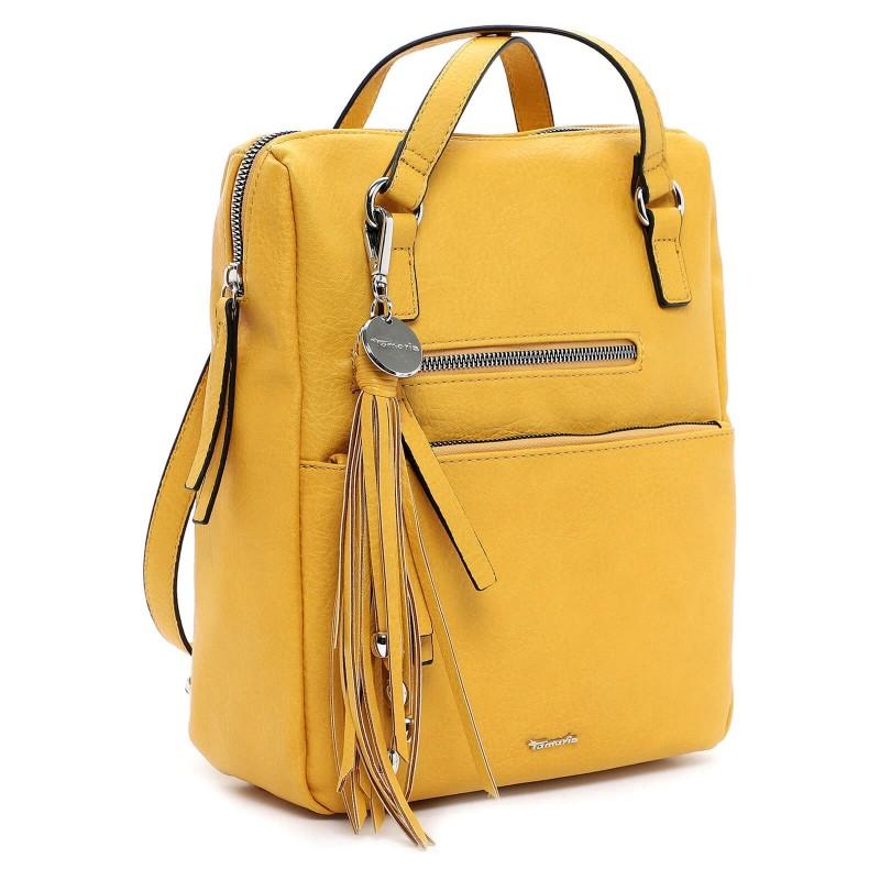 Dámska batôžky-kabelka Tamaris Adole - žltá