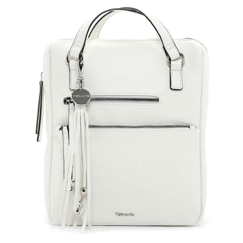 Dámska batôžky-kabelka Tamaris Adole - biela