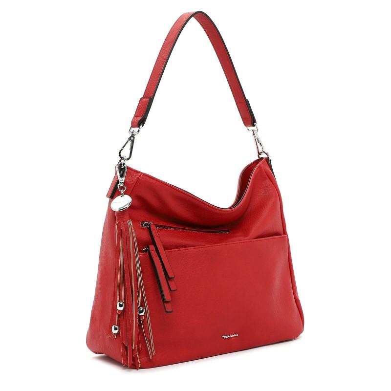 Dámska kabelka Tamaris Adelet - červená