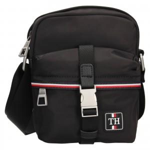 Pánska taška cez rameno Tommy Hilfiger Jeans Marco - čierna